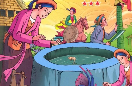 phan tich nhan vat tam trong chuyen co tich tam cam 1 - Phân tích nhân vật Tấm trong chuyện cổ tích Tấm Cám