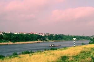 the gioi kinh bac trong bai tho ben kia song duong cua hoang cam - Thế giới Kinh Bắc trong bài thơ Bên kia sông Đuống của Hoàng Cầm