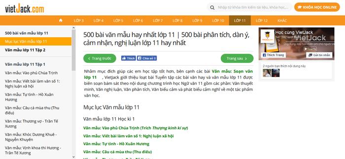unnamed file 130 2 - Top 10 website những bài văn mẫu hay lớp 11 mới nhất