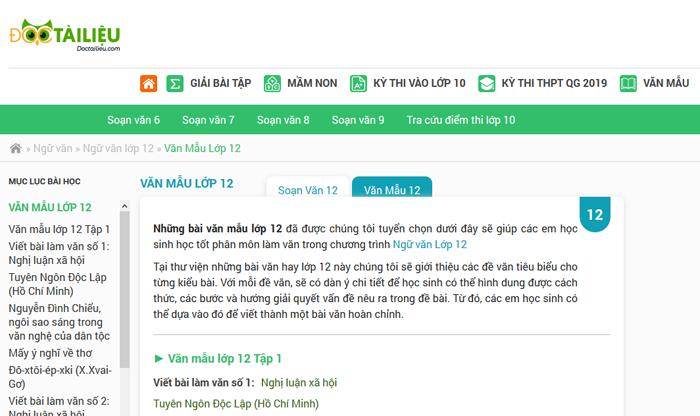 unnamed file 142 2 - Top 10 website những bài văn mẫu hay lớp 12 mới nhất